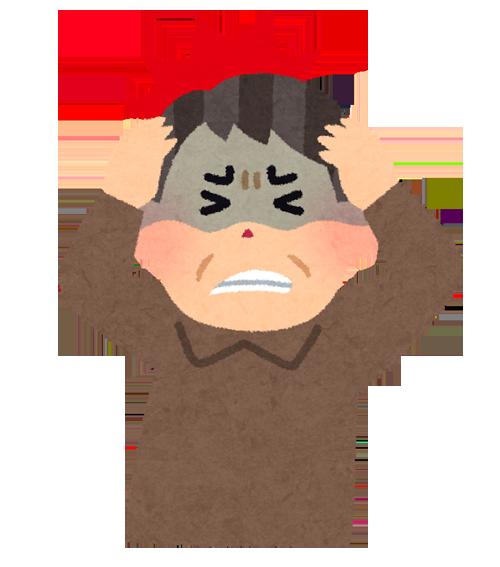 脳梗塞のイメージ